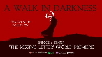 Permalink to: The Missing Letter (Episode 1 – World Premiere)
